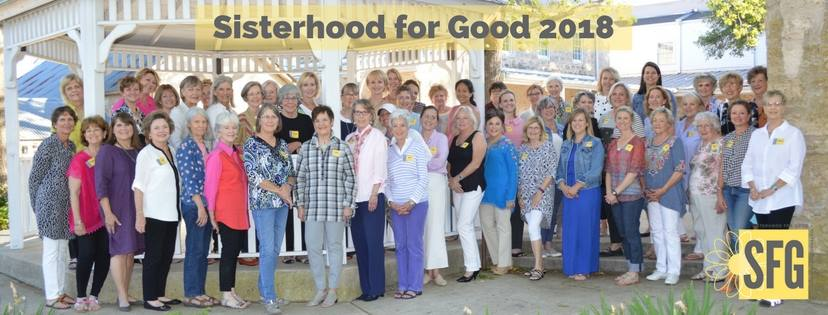 MOM Center Receives Sisterhood for Good Award